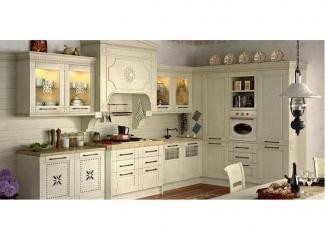 Кухонный гарнитур FLOREALE CREMONA - Изготовление мебели на заказ «КА2design»