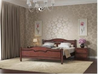 Кровать Лидия - Мебельная фабрика «СВ-стиль»
