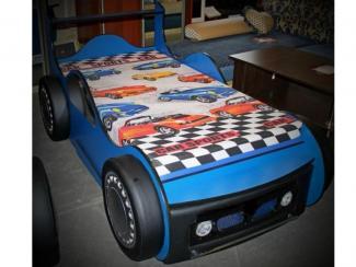 Кровать Машина - Мебельная фабрика «Айко»
