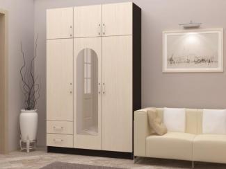 Шкаф 3 створчатый с 2 ящиками - Мебельная фабрика «Регион 058»