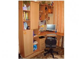 Стенка в детскую 1.2.2 - Мебельная фабрика «Паладин»
