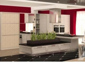 Кухня Марна МДФ - Мебельная фабрика «Линда»