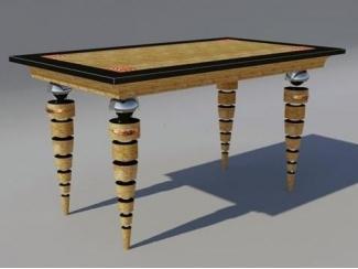 Обеденный стол из дерева - Мебельная фабрика «Максик»