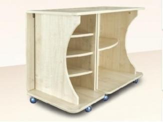 Стол-тумба раскладной Ирэн - Мебельная фабрика «Димир»