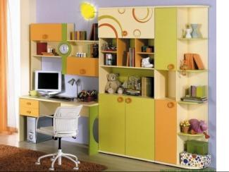 детская Фруттис (комплектация 2) - Мебельная фабрика «Любимый дом (Алмаз)»