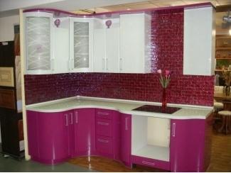 Кухня из пластика ПЛ-12 - Мебельная фабрика «Леспром», г. Пенза