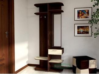 Темная прихожая ПР 8 - Мебельная фабрика «Ваша мебель»