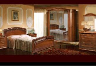 Спальный гарнитур «Регина 12Д2» - Мебельная фабрика «Слониммебель»