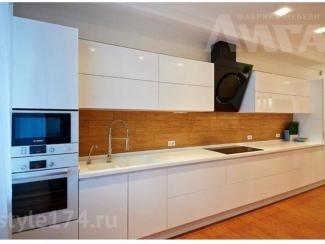 Кухонный гарнитур прямой - Мебельная фабрика «Лига»