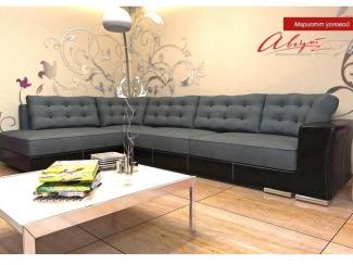 Угловой диван Мариотт - Мебельная фабрика «Август»