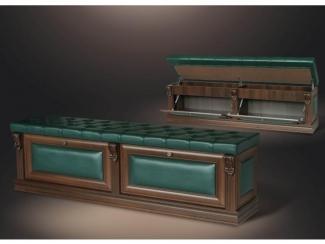 Банкетка Б5 2-4 - Мебельная фабрика «Благо» г. Ярцево