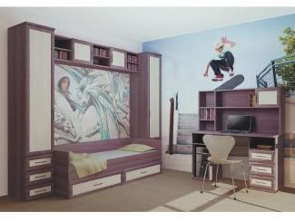 Детская АРИЯ 2 - Мебельная фабрика «Азбука мебели»
