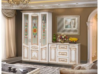 Гостиная Вивальди 1 - Мебельная фабрика «Аристократ»