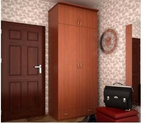 Шкаф 2-х дверный с антресолью - Мебельная фабрика «Лига Плюс»