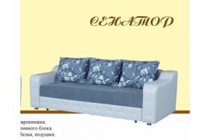Диван прямой Сенатор - Мебельная фабрика «Suchkov-mebel»