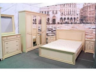 Спальня «Премьера3» - Мебельная фабрика «Бакаут»