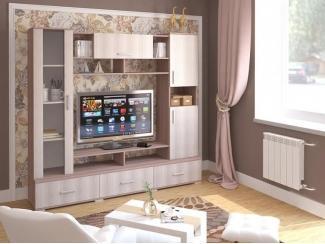 Гостиная Аризона 6 - Мебельная фабрика «Центр мебели Интерлиния»