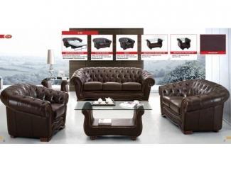 Набор мягкой мебели B-262 - Импортёр мебели «Евростиль (ESF)»