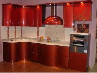 Кухня «Моншер» мдф эмаль - Мебельная фабрика «Фаворит»