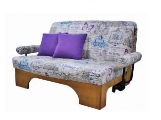Диван-кровать Арт с круглыми подлокотниками - Мебельная фабрика «Мебель-54»