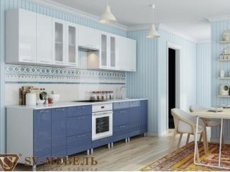 Простая кухня Волна 2000 - Мебельная фабрика «Северная Двина»