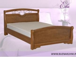 Кровать в спальню Ева  - Мебельная фабрика «Buena»