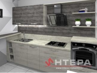 Кухонный гарнитур Касцина - Мебельная фабрика «Интера»