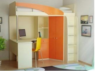 Детская кровать-чердак - Мебельная фабрика «Архангельская мебельная фабрика»
