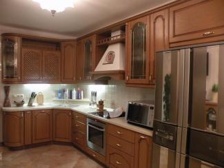 Кухня Montana массив - Мебельная фабрика «Илья-Сейф (Добрые кухни)»