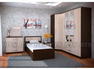 Спальный гарнитур Фиеста - Мебельная фабрика «BTS»