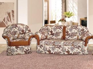 Диван прямой Натали-8 - Мебельная фабрика «Фант Мебель»