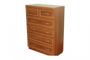 Комод большой 6 ящиков - Мебельная фабрика «Колпинская мебель»