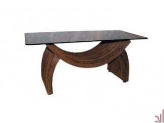 Стол с основанием из дерева Ника 4