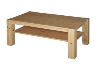 Стол журнальный из дерева Брамминг