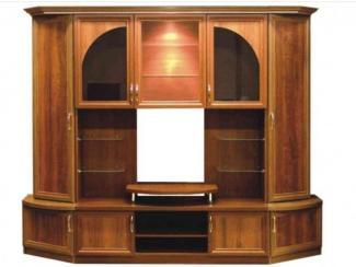 Гостиная стенка Виктория-3 ЛДСП - Мебельная фабрика «Гамма-мебель»