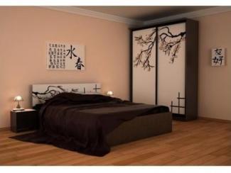 Спальный гарнитур Инь-янь - Мебельная фабрика «Эльф»