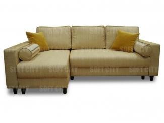 Угловой диван Баккара 2/3-2 - Мебельная фабрика «Soft city»