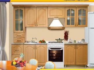 Кухня прямая Мидия С - Мебельная фабрика «Премьер мебель»