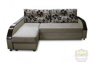 Диван угловой Дельта - Мебельная фабрика «Престиж мебель»