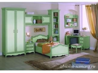 Детская 9 - Мебельная фабрика «Абсолют»