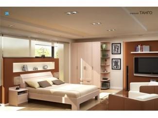 Нежная спальня Танго  - Мебельная фабрика «СмолКорпусМебель»