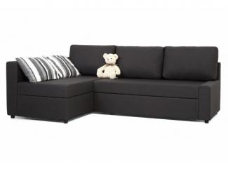 Темный диван Фабио  - Мебельная фабрика «Грос»