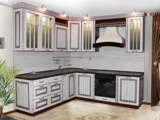 Кухня угловая «Даниэлла» - Мебельная фабрика «Виктория»