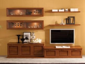 гостиная стенка Alba А2203С - Мебельная фабрика «Дана»
