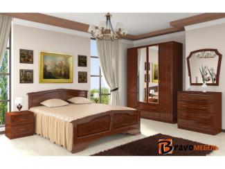 Спальня Лакированная - Мебельная фабрика «Bravo Мебель»