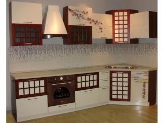 Кухня «Сакура» мдф эмаль - Мебельная фабрика «Фаворит»