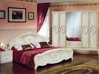 Спальный гарнитур «Амбра беж» - Оптовый мебельный склад «Дина мебель»