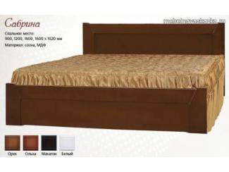 Кровать Сабрина - Мебельная фабрика «Мебельная Сказка»