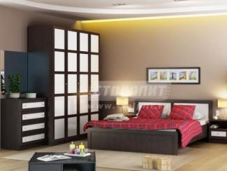 Спальный гарнитур «Камелия» - Мебельная фабрика «Столплит»