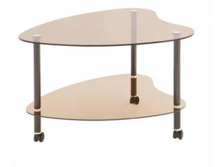 Стол журнальный Соло - Мебельная фабрика «Мебель из стекла»
